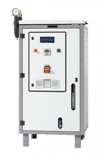 Caldeiras de vapor - Elektro E 100 M - E 120 M