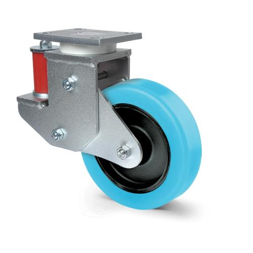roulette à suspension
