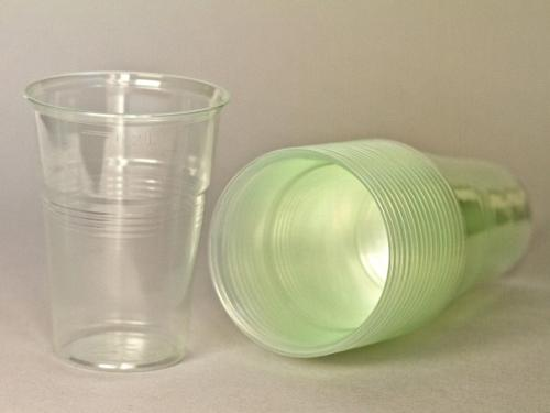"Пластиковый одноразовый стакан ""Стандарт"", 200 мл,"
