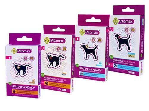 ЭКО серия для собак и кошек от паразитов