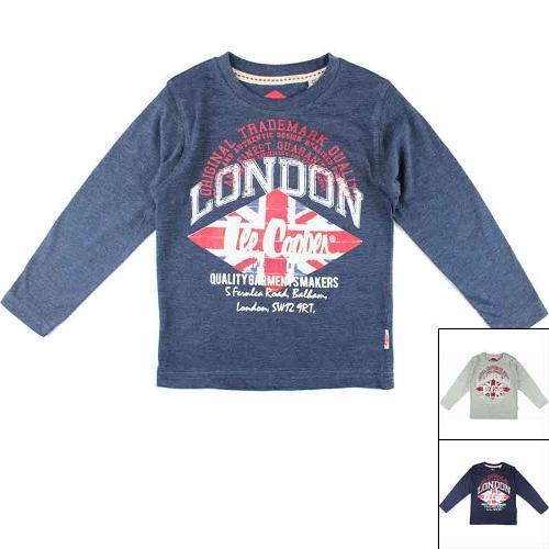 Wholesaler T-shirt kids Lee Cooper