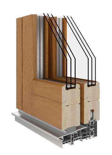 HS (Wooden Sliding Door 68|78|92)