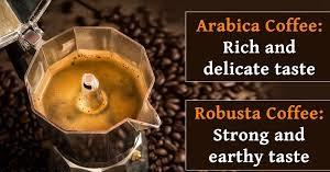 Arabica Coffee, Robusta Coffee