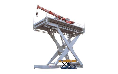 Heavy Class Lifting Tables