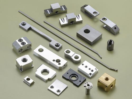 CNC Milling & Drilling