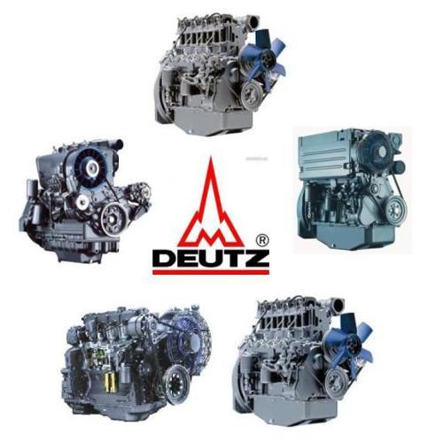 Запчасти двигателей Дойц Deutz