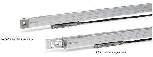 LS 400系列封闭式直线光栅尺