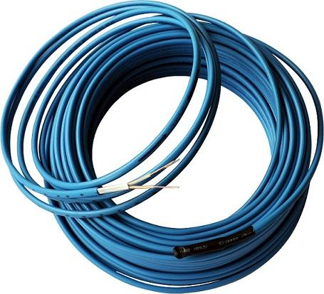 Sistema caliente del cable de calentamiento gemelo de TXLP