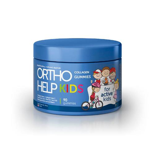 ORTHO HELP Collagen Gummies Kids