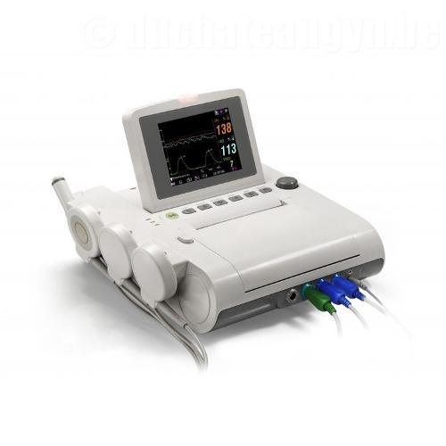 F3 Monitoring foetal couleur