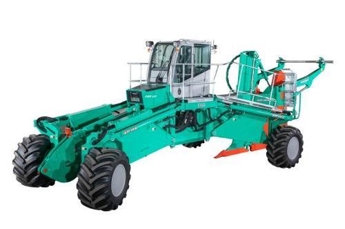 FOECK plough FSP 22