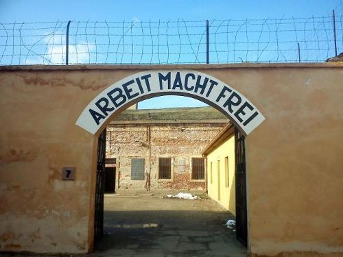 Excursión a Terezín