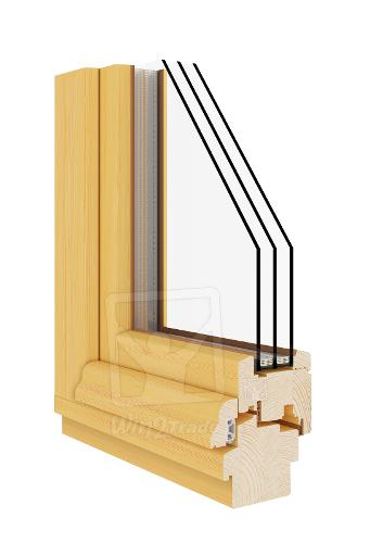 Classic Soft-line (Fenster Holz 68|78|92)