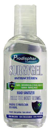 Surgygel 75 ml ( gel antiseptique )