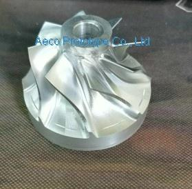 Aluminum Allloy Wheel Impellor Vane