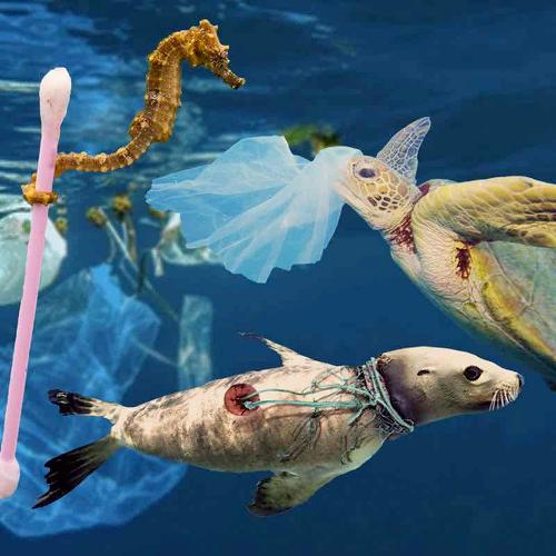Recycelte Plastik Werbeartikel