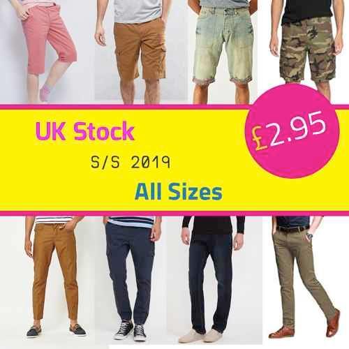 Nueva marca para hombre ropa de verano OFERTA Reino Unido
