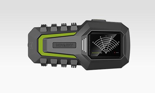 CE100-2D through-wall radar