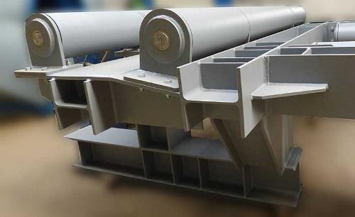 Svetsning av stålkonstruktioner