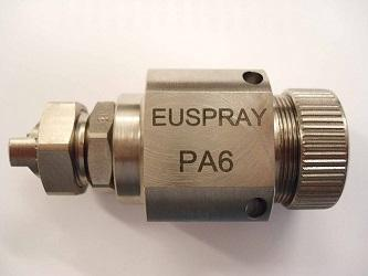 Водовоздушные форсунки EUSPRAY