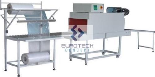 Fardeleuse semi-automatique SDP01-ET