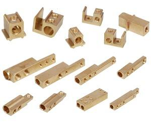 Brass Fuse Part & Terminal Blocks