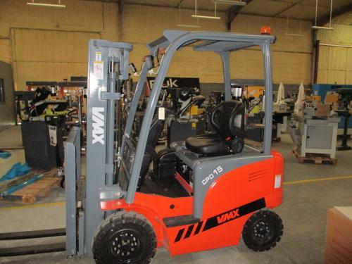 Chariot élévateur Vmax diesel 2T