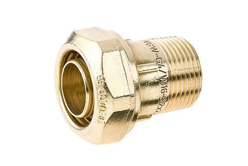 Rohrverbinder für Kunststoffrohre 6601
