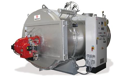 Thermal Oil Heater