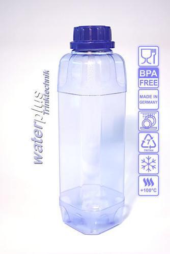 1 Liter Trinkflasche aus TRITAN