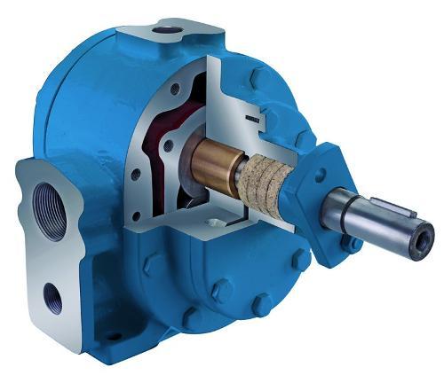 Gear pumps BT/BTH