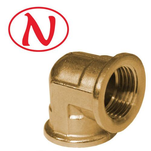 """Brass Fitting 90 Elbow 3/4""""F-3/4""""F /HS"""
