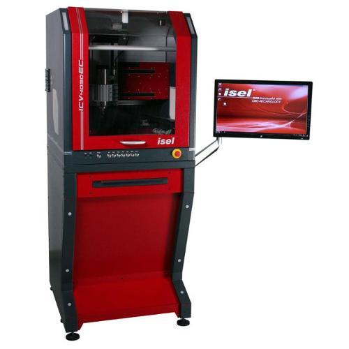 SERIES ICV CNC-MILLING MACHINE (SERVO)
