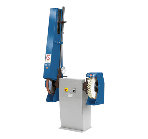 72730 contact belt grinding and polishing machine