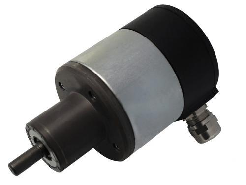 AC Tachogenerator GE12 / Wellendrehzahl / RPM
