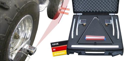 Profi Laser P-QAT für Quads und ATV's