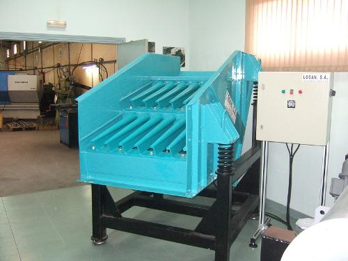 Vibrating screens- Screening, classifying, dewatering
