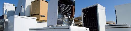 Refrigerator recycling
