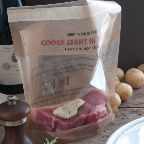 Sira-Cook - oven/microwave ready bags and films