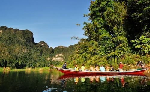 Khao Sok Lake 2 Day Group