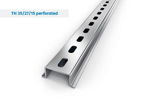 Mounting Rails For Electrical Installations