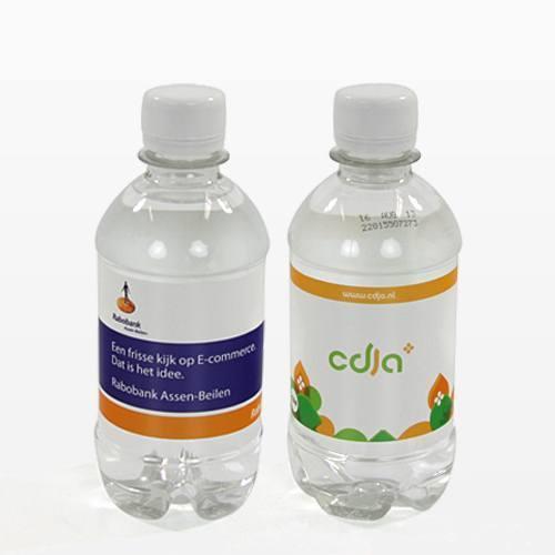 Wasserflasche 330ml ( transparent )