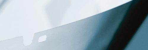 Bänder für Offsetdruckplatten