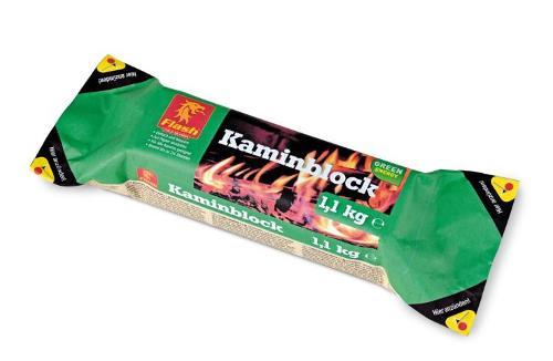 FLASH Kaminblock 1,1 kg