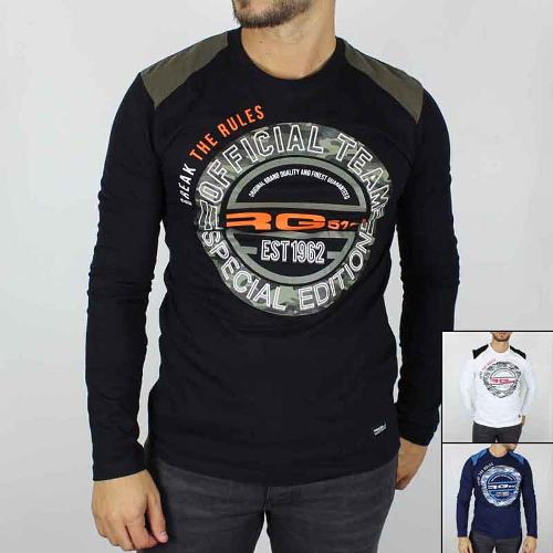 Wholesaler T-shirt licences RG512 men