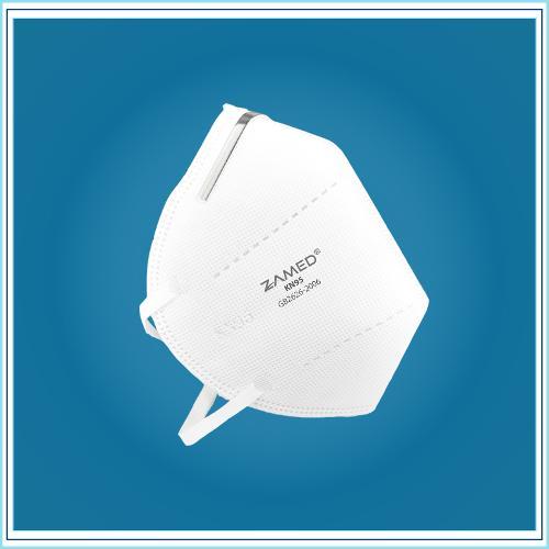 KN95 Atemschutzmasken (50er Box + ZLS zertifiziert)
