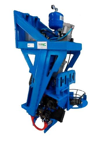 Tying Machine TMS 150 for Sub Bundles