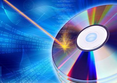 CD / DVD pressing