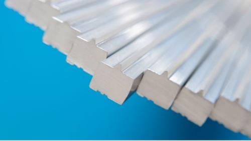 Aluminiumkleinprofile