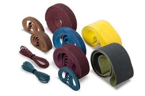 Surface Conditioning Belts and Rolls